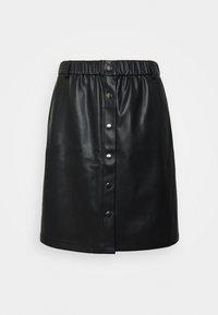 Freequent - Mini skirt - black - 0