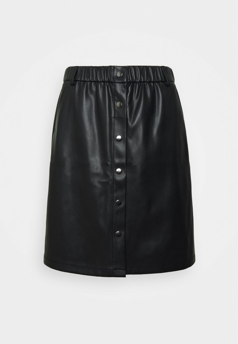 Freequent - Mini skirt - black