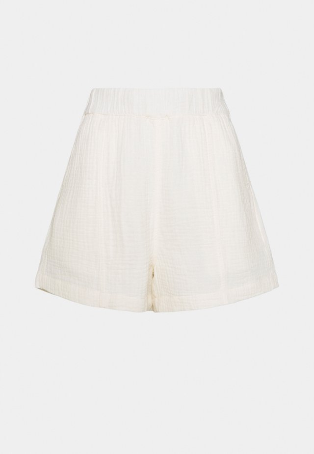 SEAMED PULL ON GAUZE EDITION - Shorts - lighthouse