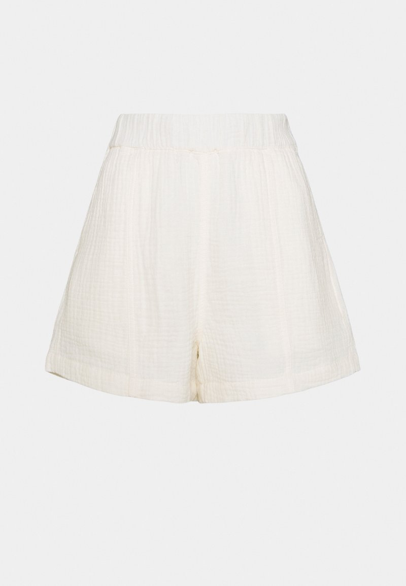 Madewell - SEAMED PULL ON GAUZE EDITION - Shorts - lighthouse