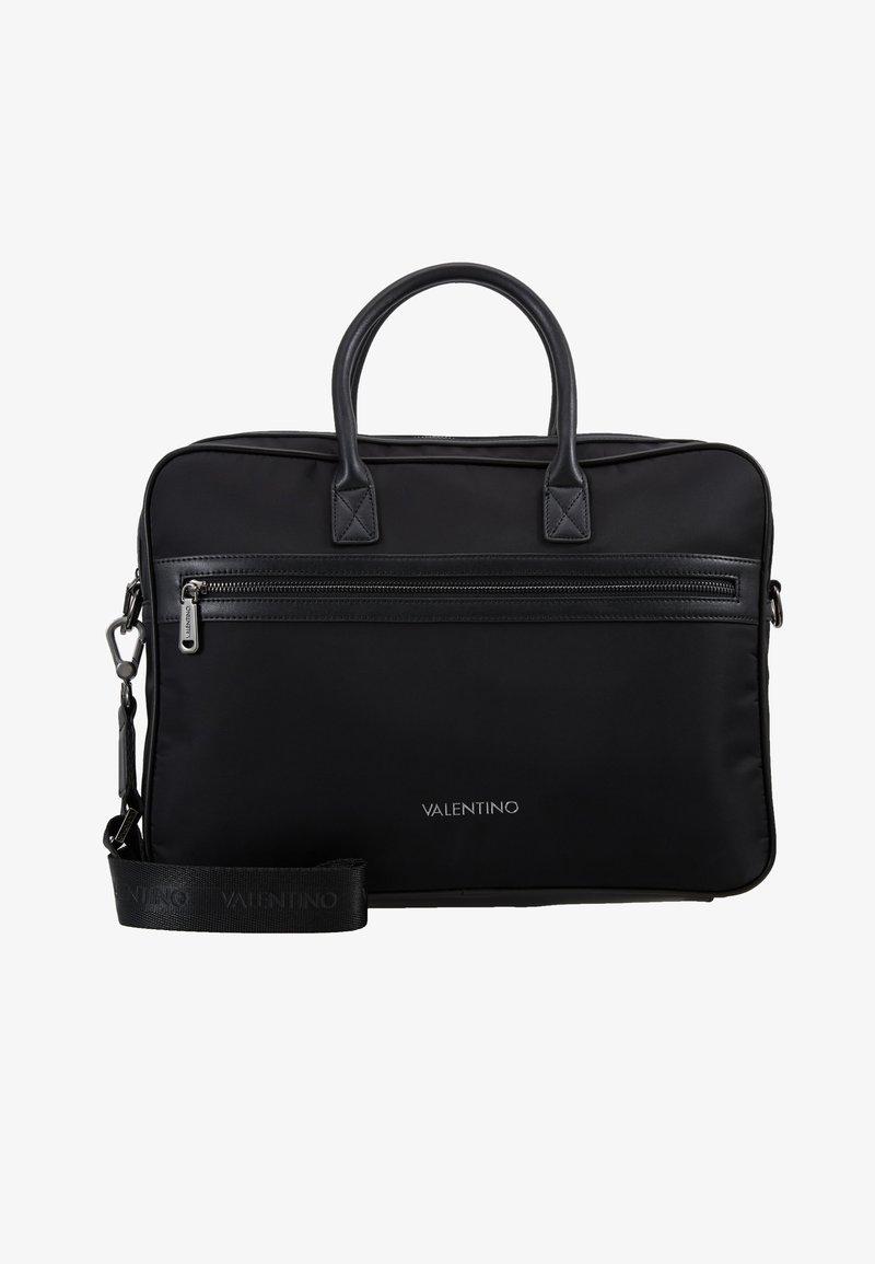 Valentino Bags - LUPO LAPTOP CASE - Briefcase - nero