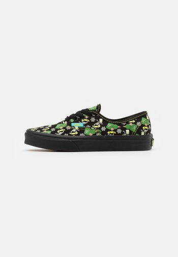 THE SIMPSONS AUTHENTIC GLOW IN THE DARK
