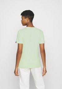 Ellesse - MIYANA - Basic T-shirt - light green - 2