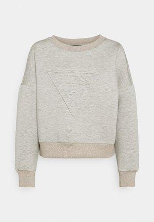 CORINA - Sweatshirt - light melange grey