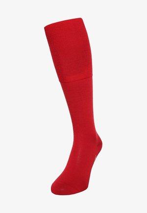 AIRPORT KNIESTRÜMPFE SCHURWOLLE-MIX - Knee high socks - scarlet