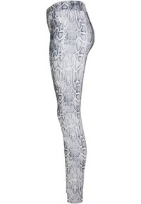 Urban Classics - Leggings - Trousers - white - 2
