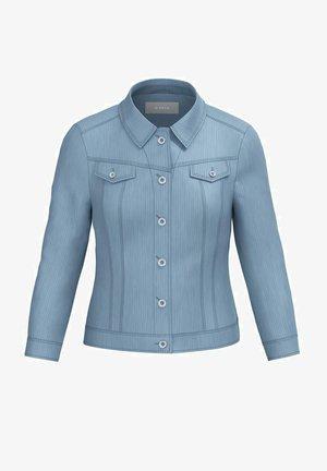 JANNA - Denim jacket - powder blue