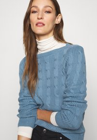 Lauren Ralph Lauren - AJANON LONG SLEEVE - Jumper - provincial blue - 3