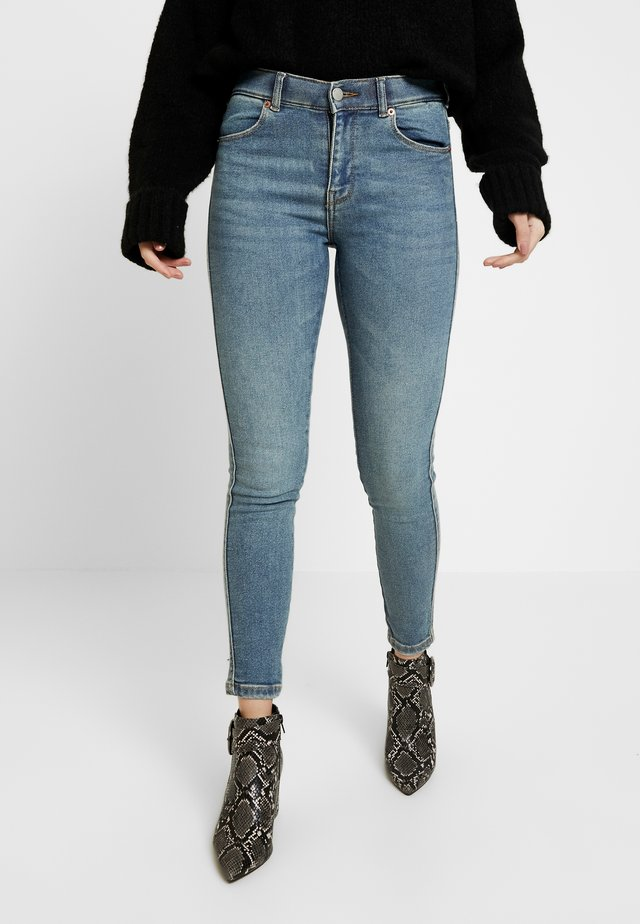 LEXY - Jeansy Skinny Fit - west coast