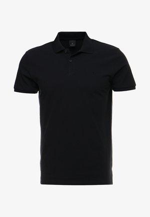 CLASSIC CLEAN - Polo shirt - black
