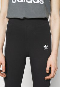 adidas Originals - Leggings - Trousers - black - 4