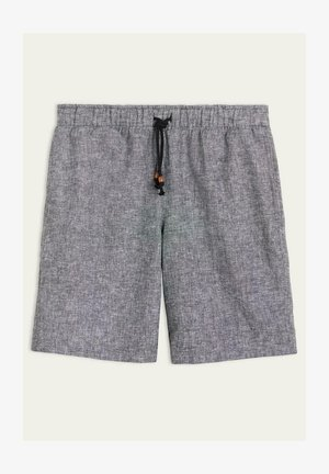 Shorts - denim grey
