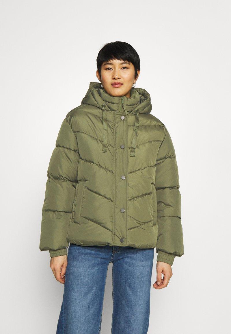 GAP - PUFFER  - Winter jacket - greenway