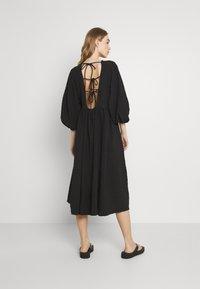 Gina Tricot - HILMA DRESS - Day dress - black - 2