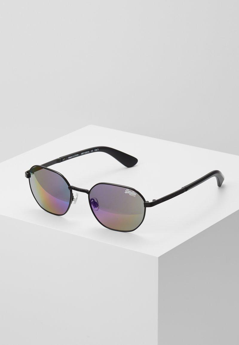 Superdry - GEO - Sluneční brýle - matte black
