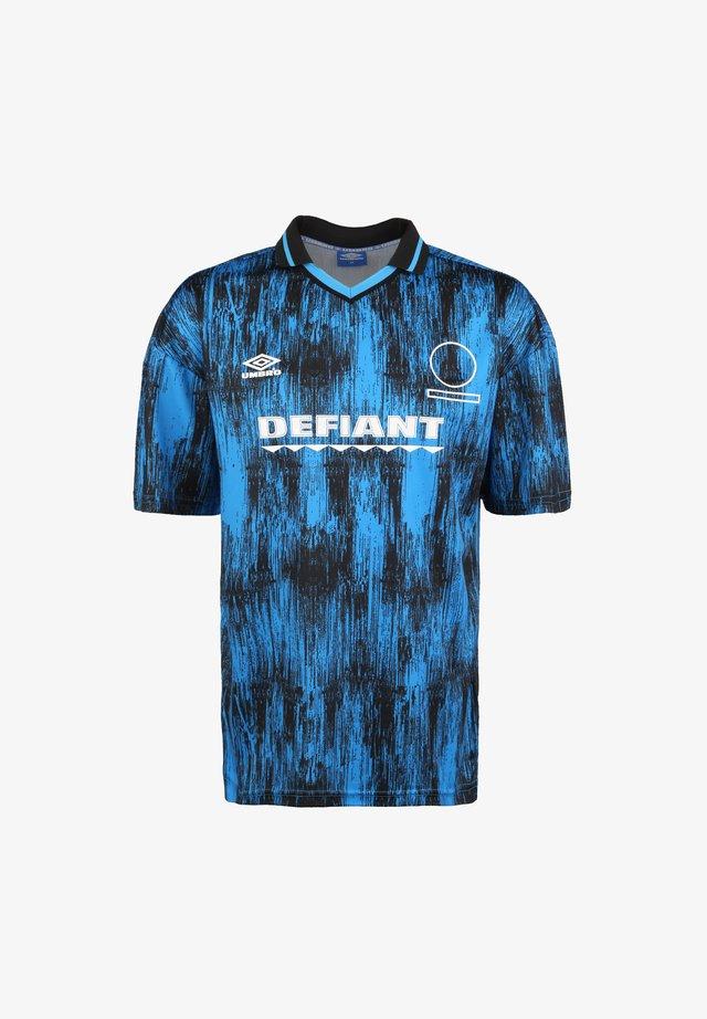Squadra - electric blue / black / bright white