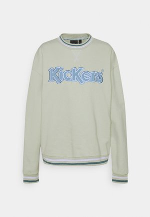 Sweatshirt - light green/blue