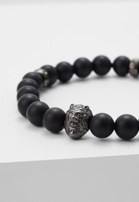 Guess - BEADS LION DETAIL  - Armbånd - gunmetal - 4