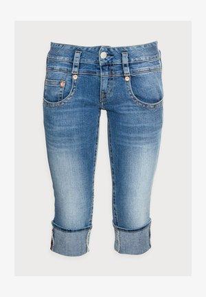 PITCH SHORT - Denim shorts - blend