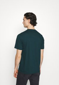 Carhartt WIP - TREASURE - Print T-shirt - deep lagoon - 2