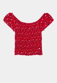 Tiffosi - FARRAH - T-Shirt print - red - 0