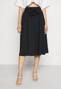 Pepe Jeans - MAYA - A-line skirt - infinity - 0