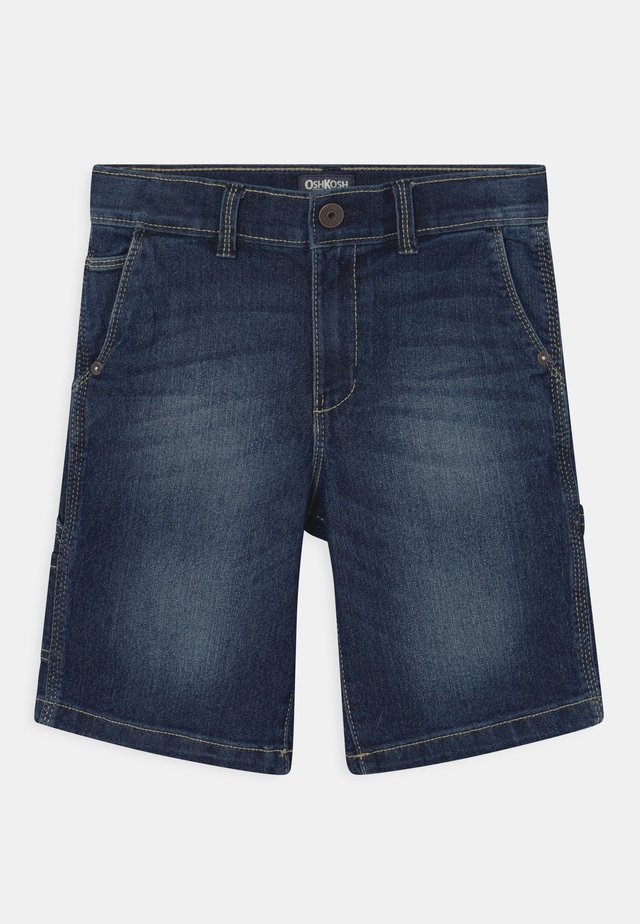 CARPENTER - Jeansshorts - blue