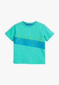 Next - Print T-shirt - multi coloured - 0
