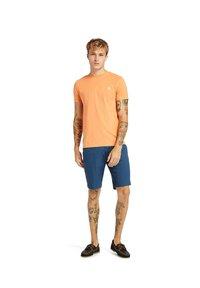 Timberland - SQUAM  - Shorts - dark denim - 1