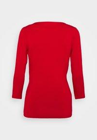 Lauren Ralph Lauren - Long sleeved top - lipstick red - 1