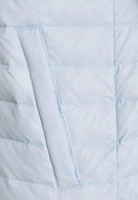 Tommy Hilfiger - COLLARLESS - Down jacket - breezy blue - 5