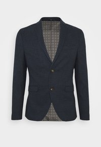 Isaac Dewhirst - TEXTURE  - Giacca - dark blue - 4