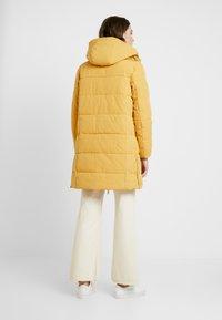 Esprit - PADDED COAT - Płaszcz zimowy - amber yellow - 2