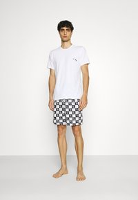 Calvin Klein Underwear - SHORT - Pyžamo - black - 1