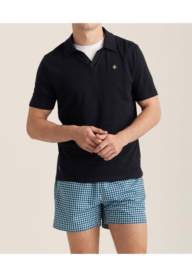 Poloshirts -  old blue