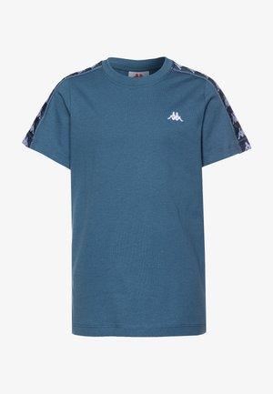 GRENNER - Print T-shirt - stellar