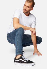 Mavi - JAMES - Jeans Skinny Fit - smoky blue ultra move - 5