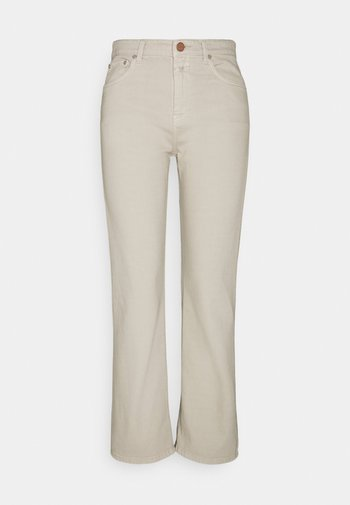 BAYLIN - Straight leg jeans - almond cream