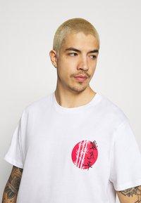 Brave Soul - TOKYO - T-shirt imprimé - white - 3
