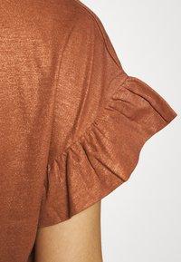 DAY Birger et Mikkelsen - DAY PERMANENT - T-shirt basic - nut - 5