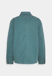 Carhartt WIP - MICHIGAN CHORE NEWCOMB - Summer jacket - hydro - 1