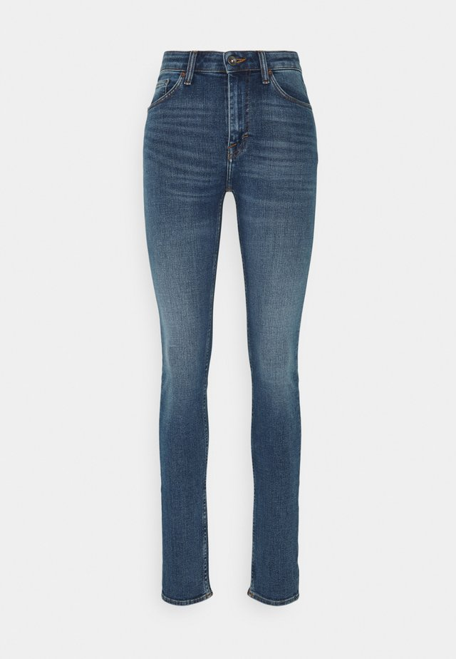 SHELLY - Jeans Skinny Fit - dust blue