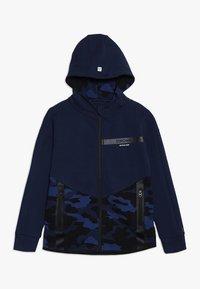 Retour Jeans - EDO - Chaqueta de punto - dark indigo blue - 0