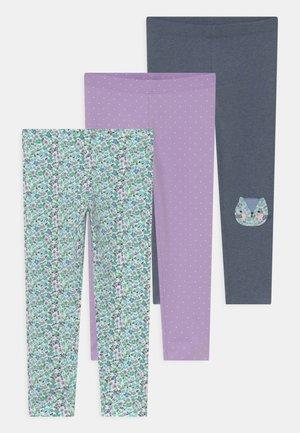 CAT 3 PACK - Leggings - multi-coloured