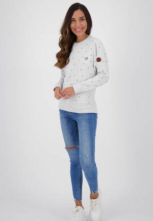 DARLAAK CREWNECK - Sweatshirt - cloudy