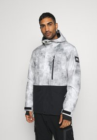 Quiksilver - MISSION BLOC  - Snowboard jacket - iron gate - 0