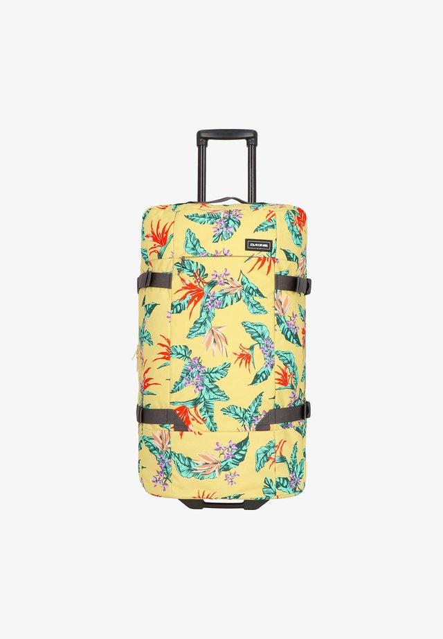Valise à roulettes - bird of paradise