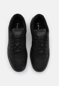 Lacoste - T-CLIP - Sneakersy niskie - black - 3