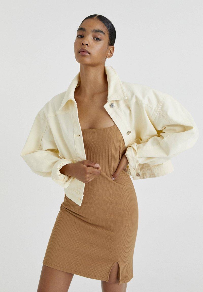 PULL&BEAR - Summer jacket - beige