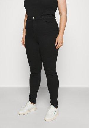 PCHIGHFIVE FLEX ULTRA HIGH NOOS  - Jeans Skinny Fit - black